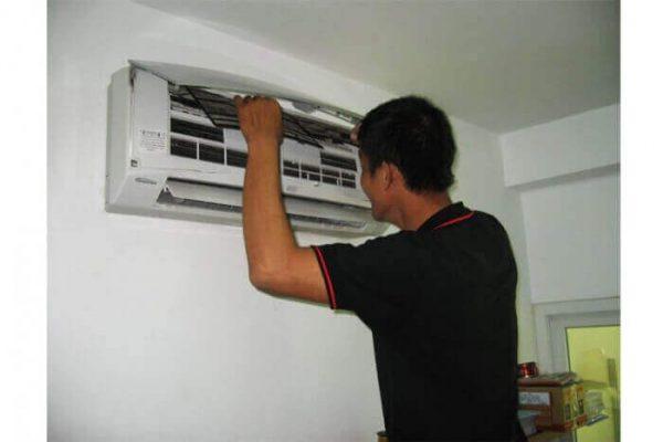 Rò rỉ môi chất lạnh là một vấn đề điều hòa không khí thông thường