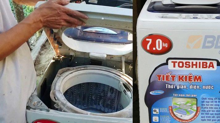 Nguyên nhân máy có lỗi máy giặt