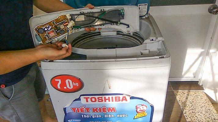 Sửa lỗi máy giặt