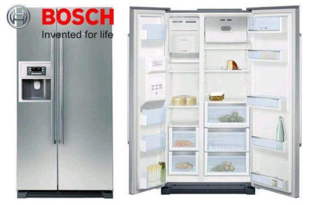 Các vấn đề cần sửa chữa, bảo hành tủ lạnh Bosch tại trung tâm