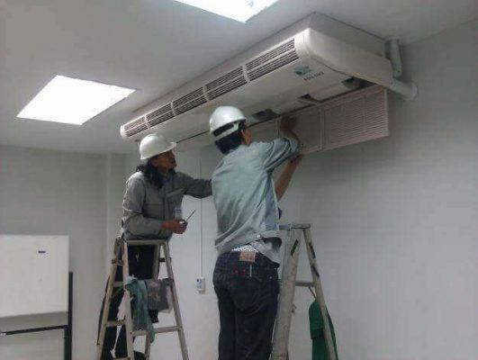 dịch vụ vệ sinh máy lạnh thủ đức