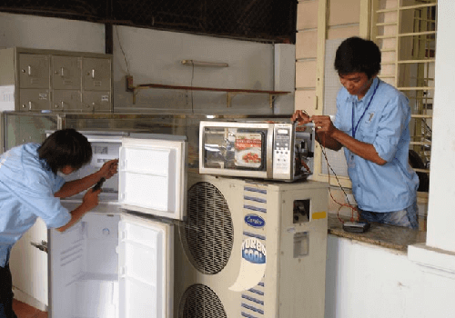 Trung tâm sửa máy lạnh công nghiệp uy tín Gia Khang