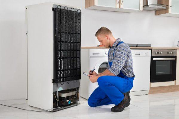 sửa tủ lạnh giá rẻ dĩ an bình dương