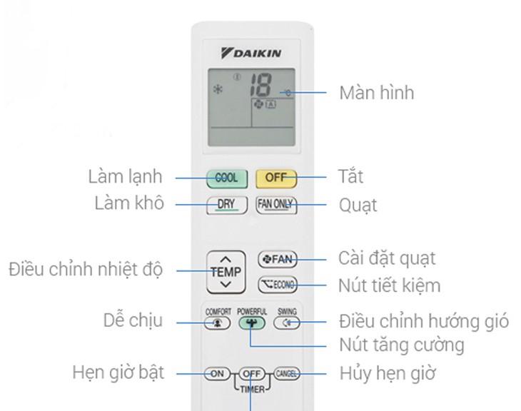 Cách Dùng Điều Hòa Máy Lạnh Daikin Hiệu Quả Tiết Kiệm Điện