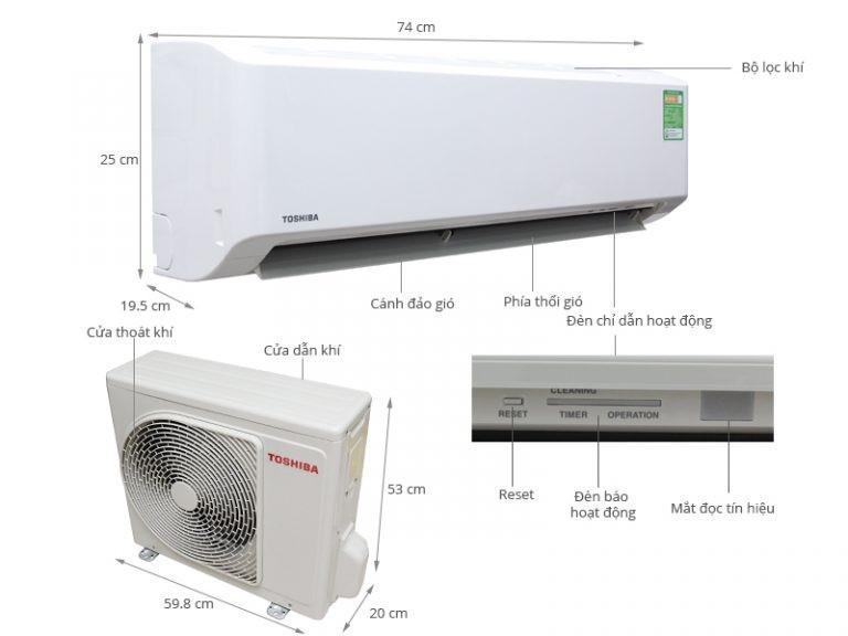 Có Nên Mua Máy Lạnh Toshiba Không? Điều Hòa Toshiba Có Tốt Không?