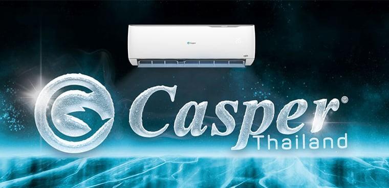 Điều Hòa, Máy Lạnh Casper Của Nước Nào? Có Tốt Không?