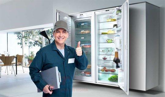 Bơm Gas Tủ Lạnh Giá Bao Nhiêu Tiền? Nạp Gas Tủ Lạnh Tại TP.HCM