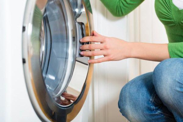 làm sạch máy giặt