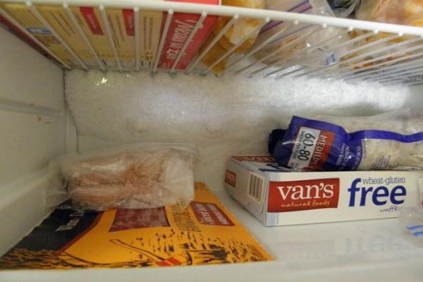 tủ lạnh không tự ngắt