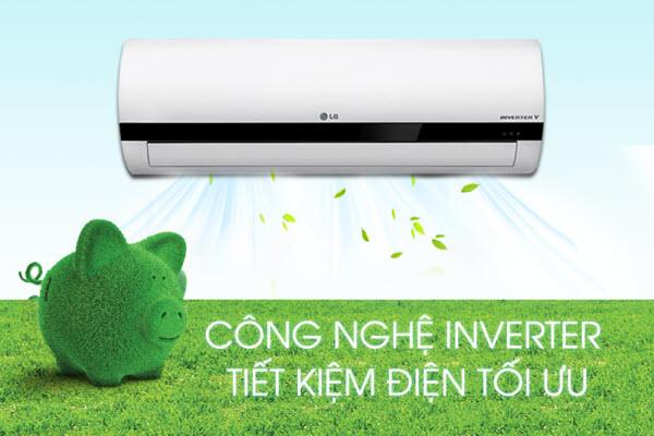 máy lạnh inverter giá rẻ