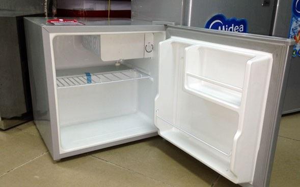 tủ lạnh mini xì gas
